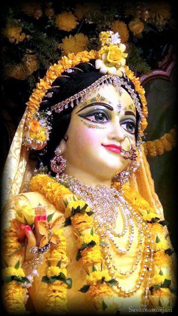 Narada muni story: Darshan with Srimati Radharani