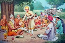 Story: Guru Nanak and doing good to others!