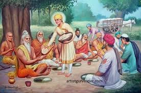 Story: Guru Nanak and doing good to others!