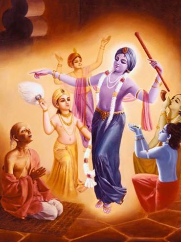 Lord Nityanada story: Childhood pastimes of Lord Nityananda