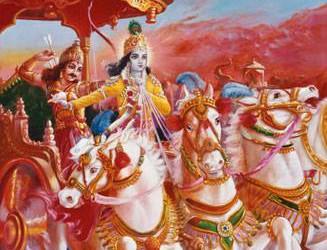 GITA JAYANTI STORY: The illiterate brahmana reading Bhagavad-gita