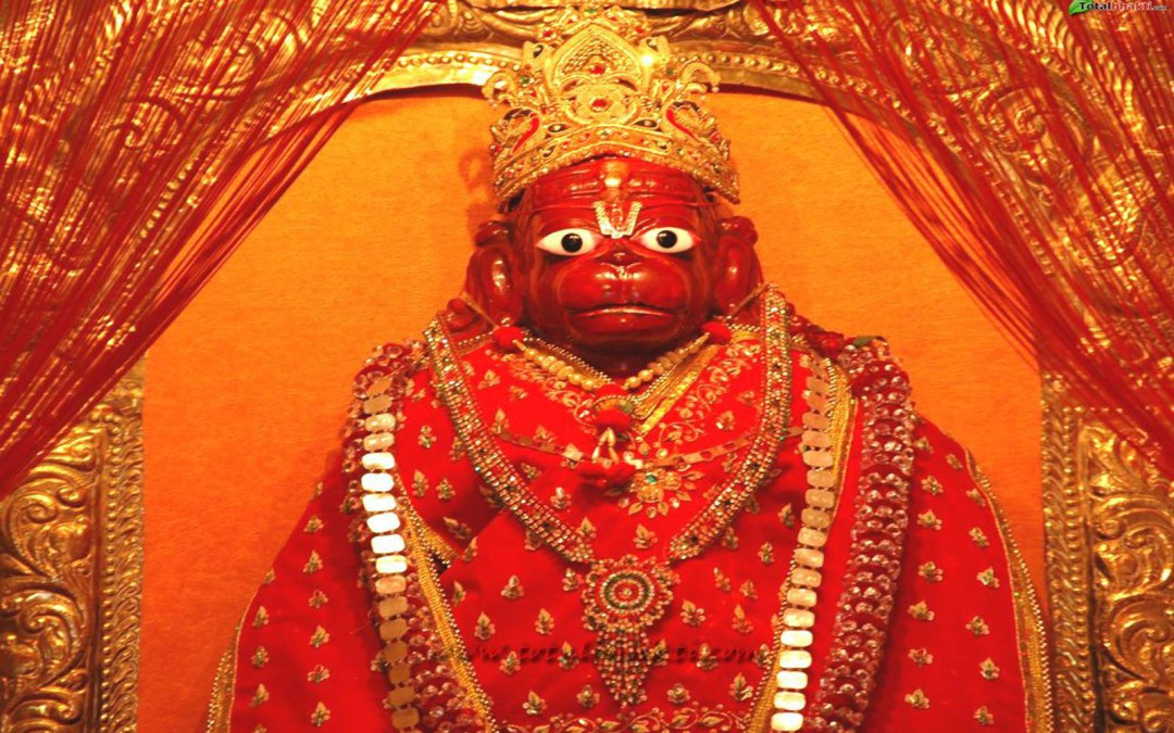Ramayana story: Why Hanuman is red?