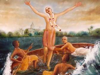 Makara Sankranti story: Lord Gauranga and Ganga!