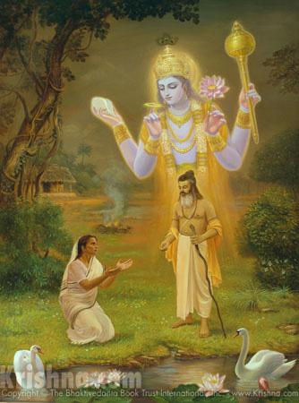 Puranjana Becomes a Woman