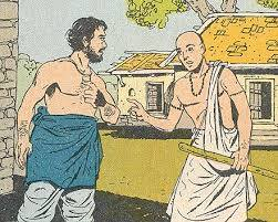 Important story: Butcher and a Brahmana!
