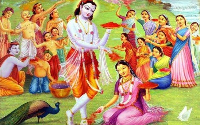 Holi lilas: 4 stories related to Holi!