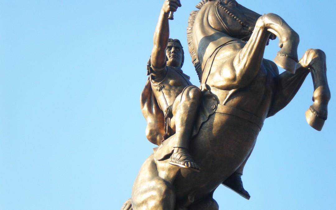 Kings story: Alexandar the great ( Alexandar of Macedonia ) slave to anger!