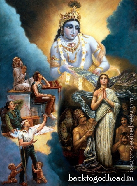 Faith story: Krishna is always ready to protect His devotees!