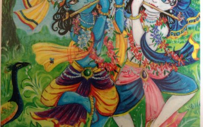 Vrindavan story: Balarama become Krishna for a day!