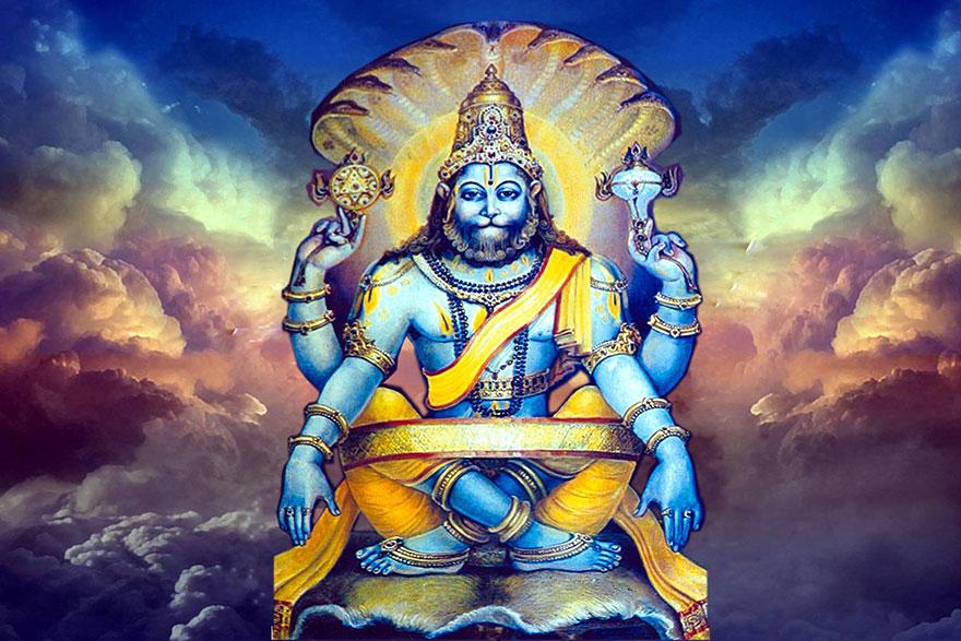 Narada Muni: Sri Nrisimha Kavacha spoken by Lord Brahma