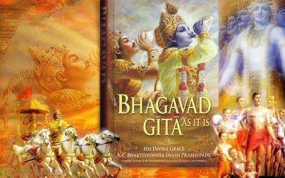 Bhagavad gita story: Result of reading Bhagavad gita!