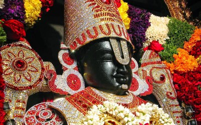 Deity story: The History of Sri Tirupati Balaji Venkateswara from the Puranas