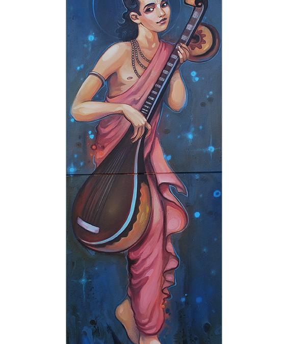 Narada Muni story: Sage bring peace between Shani dev and Lakshmi devi!