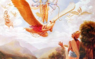 Narada Muni story: Narada cursed by Daksha