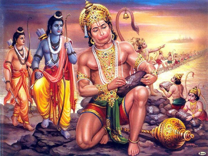 Ramayana story: Stone rejected by Rama!