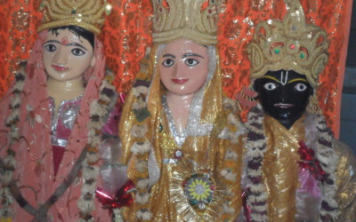 Vrindavan lila: Jatila and Kutila the spicy chaunce in Radha Krishna's pastimes!!!
