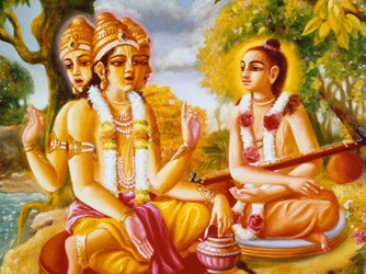 Krishna story: How Narada Muni get his guru?