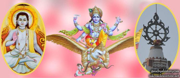 Narada Muni story: Narada blesss Nimbarka acharya