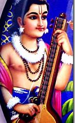 Narada Muni: Narada born as son of Kalavati