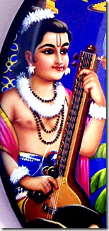 Narada Muni: Narada born as son of Kalavati