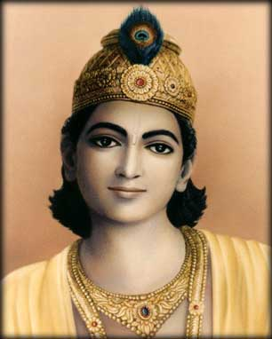 Dvaraka Lila: Krishna Prays to Have a Son