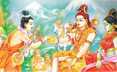 Narada Muni story: Golden mango