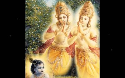 Narada Muni story: Curse on Nalakuvera and Manigriva and there deliverence