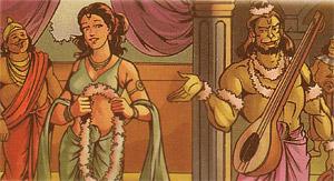 Narada Muni: A Face Like Hari