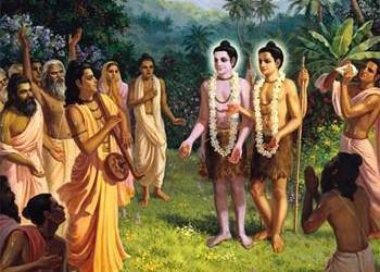 Narada Muni story: Narada and Nara Narayana rishis