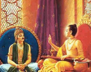 Narada Muni teachings:  Story of King Puranjana