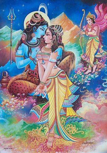 Narada Muni story: Narada advises Parvati devi on Tapasya