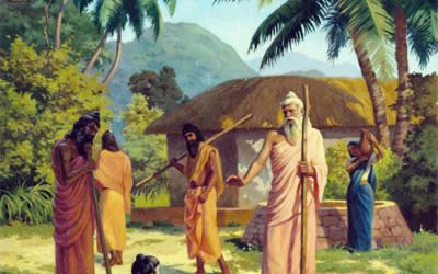 Narada Muni: Śrī Nārada Muni's Spiritual Transformation
