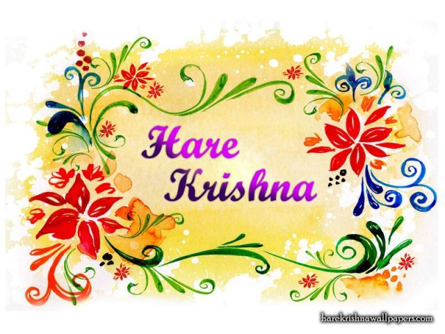 Holy name story: How holy name of Krishna works silently in our lives!