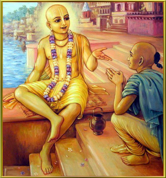Holy name story: Lord Caitanya blessing to Subidhi Rai