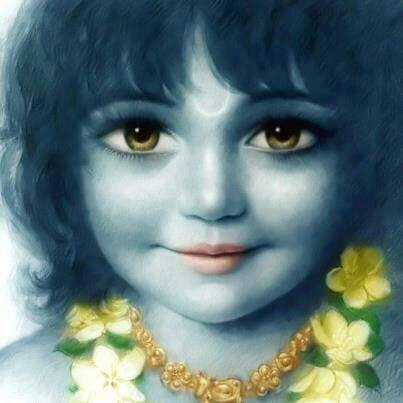 Krishna story: That is the moon, the toy of God!