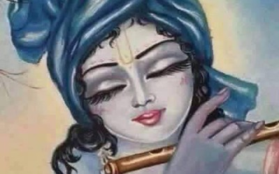 Great devotee story: Transcendental cheater Krishna Himself came to protect devotee wow!