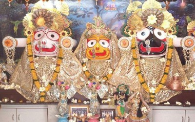 Jagannath story: Jagannath as sadhu singed for His devotees