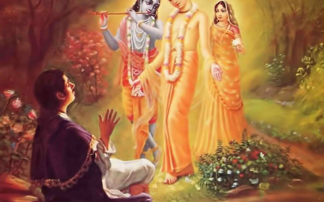 Krishna story: Radharani and the pastimes of a dream!