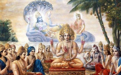 Krishna story: THE GLORIES OF DAMODARA MONTH!