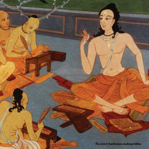 Holy name story: Lord Caitanya teachings about holy name to his students