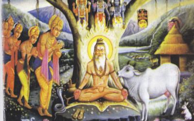 Krishna story: Dadhichi Maharshi